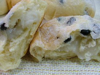 豆大福パン