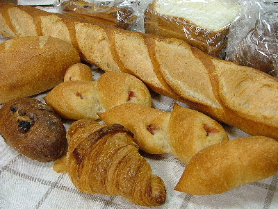 ビゴのパン