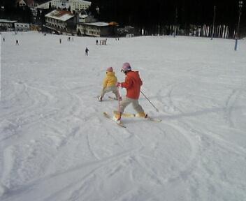 スキー 1月20日