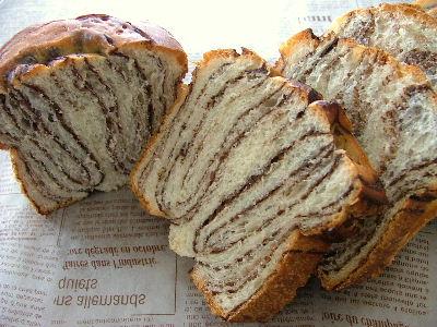 チョコシートパン