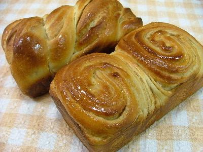 メイプルシートのパン