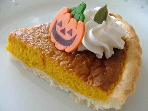 かぼちゃのふんわりパイ