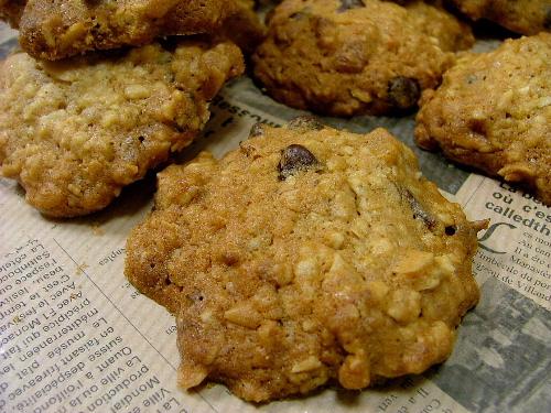 ナッツクッキー
