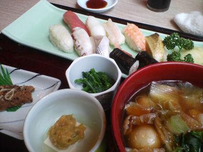 仙台力寿司