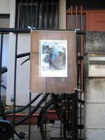 カリンの掲示板・玄関1