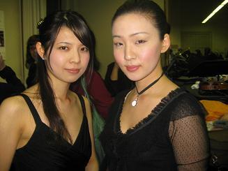 mariko and maya