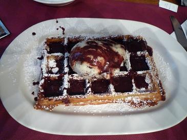 Belguim waffle