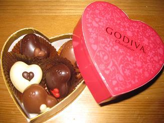 valentines day  choco