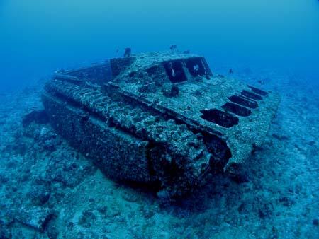 サイパン戦車