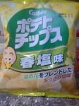 ポテチ 春塩-1