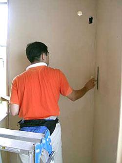 壁塗-Sさん