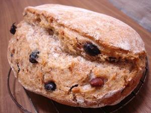 黒豆パン1