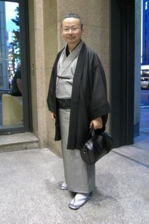 紋紗羽織2