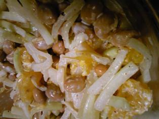 大豆サラダ