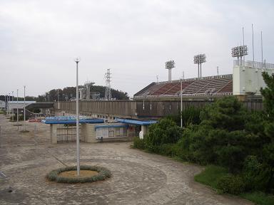江之島水泳場