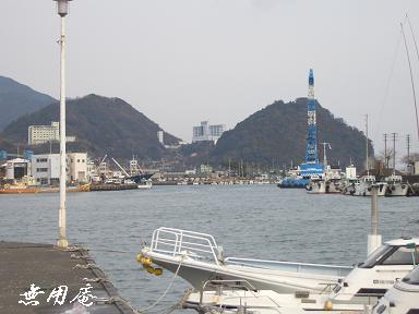 焼津港実景