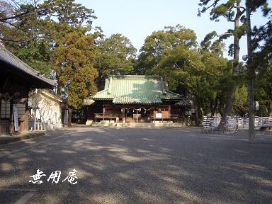 焼津神社1