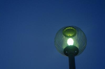 北大街路灯