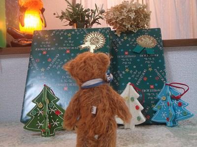 クリスマスプレゼント♪