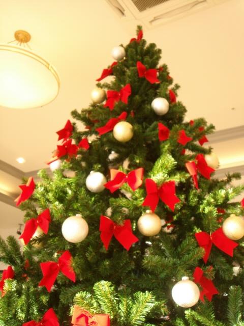 ちょっと大人のクリスマスツリー?
