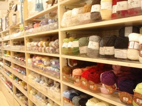 毛糸の季節♪
