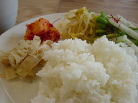 キムチ_試食