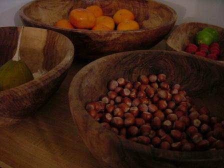 秋のこね鉢