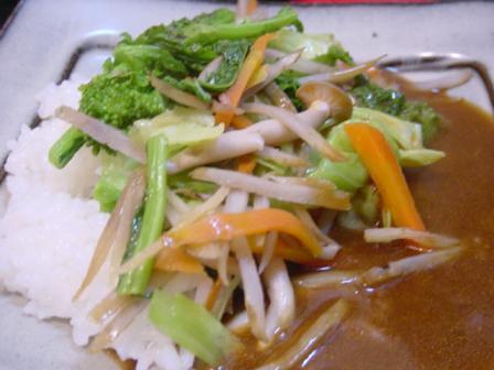 春野菜カレー