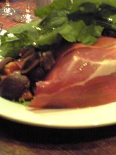 煮込みやなりた_砂肝のサラダ