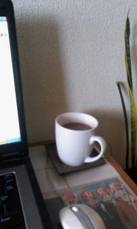 呆けるコーヒー