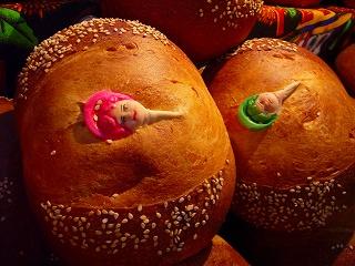 oaxaca pan de yema