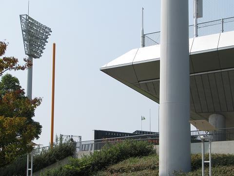 舞洲ベースボールスタジアム1