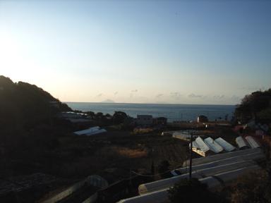 朝の今井浜