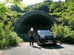 宇津トンネル