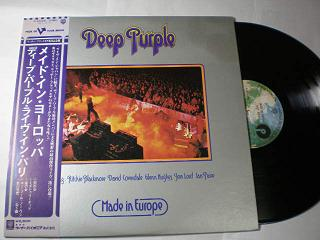 deep purple in europe