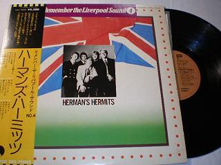 ハーマンズ ハーミッツ LP