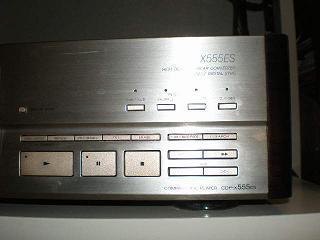 sony x555es