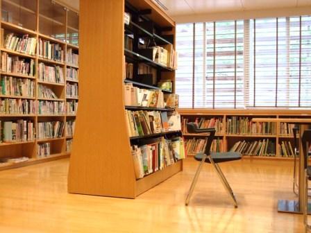 花フェスタ 図書室