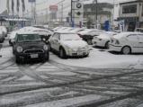 2月9日雪
