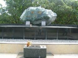 長崎の記念碑