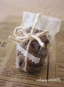 おからでしっとり&サックリ♪チョコチップ風クッキー