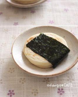 上新粉のシンプルパンケーキ