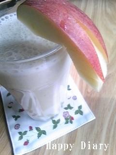 バナナジュースと林檎兎