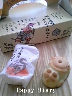 群馬のお土産ブンブク茶釜