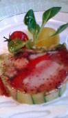 パリの朝市前菜