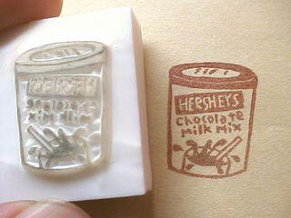 チョコレートミルクミックス