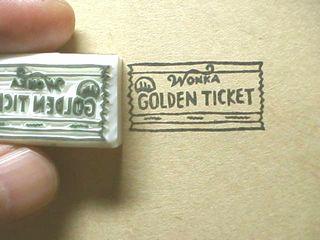 金のチケット