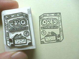 OREOクッキークラム