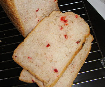ホームベーカーリーでミューズリー入りの食パン