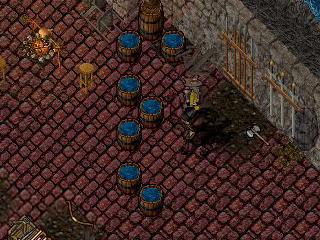 この樽はオレが育てた。